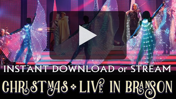 2020 Christmas Live In Branson - DIGITAL
