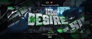 Header for Desire | Psd Template