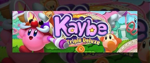 Header for Kaybe (styles and text included) | Template PS