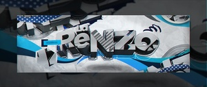 Header for Renzo | Template (PSD) Photoshop