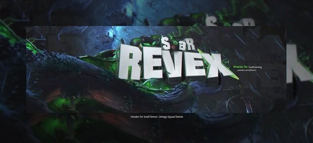 Header for SoaR REVEX   Template PSD