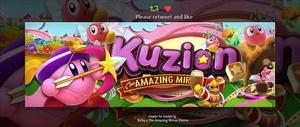 Header for Kuzion | Psd Template