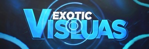 Header for Exotic Visuals   Photoshop