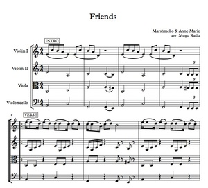 Friends by Marshmello & Anne-Marie