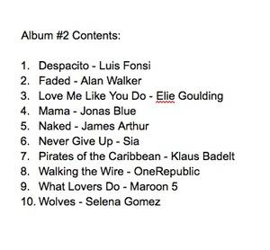 Album #2