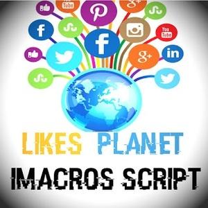 LikesPlanet iMacro to Collect Points on Autopilot