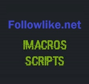 Followlike.net iMacro Scripts for Autopilot Coins/Points Collecting