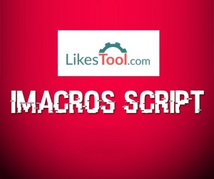 Likestool iMacro scripts to gather points automatically