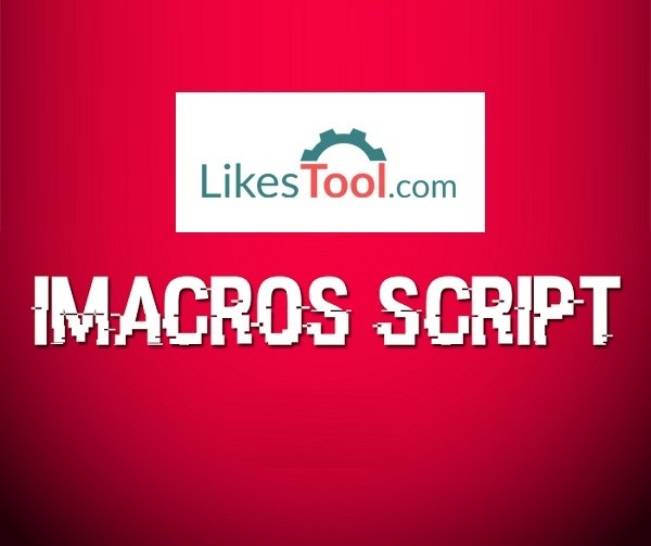 Likestool iMacro scripts to gather points automatically