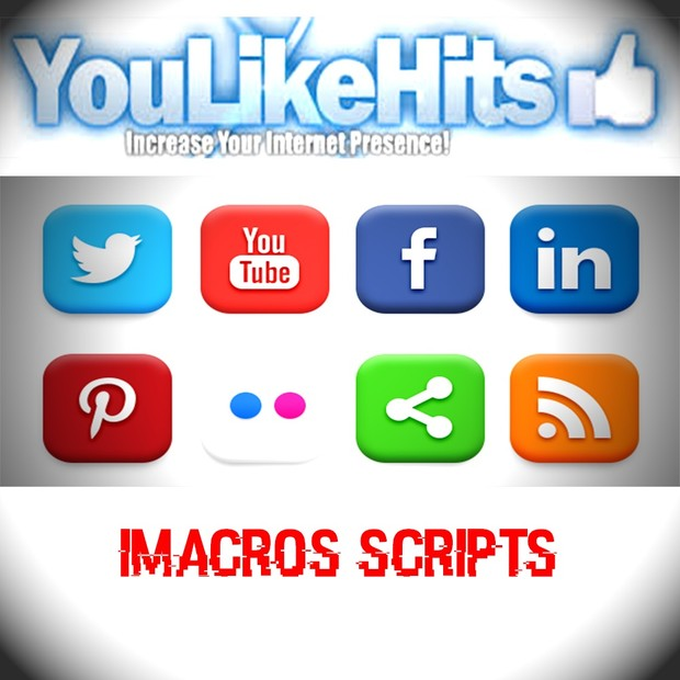 YouLikeHits iMacro Scripts to Gather Points on Autopilot
