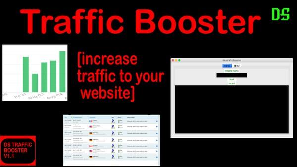 Web traffic booster