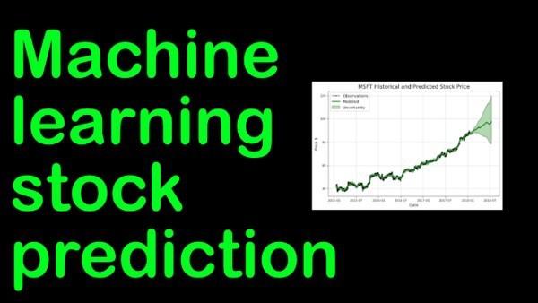 Stock price prediction discord access.