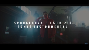 SpongeBozz - 1%er 2.0 Instrumental (prod. by Infinitely Beats)
