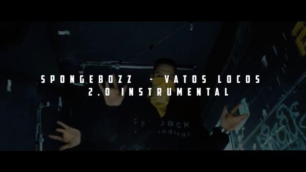 SpongeBozz - Vatos Locos 2.0 Instrumetal (prod. by Infinitely Beats)