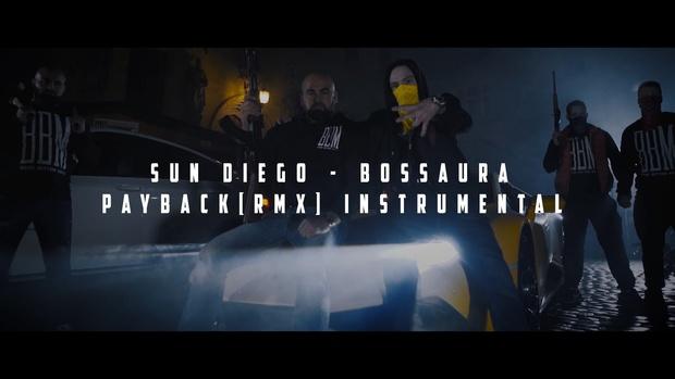 Sun Diego - Bossaura Payback Instrumental (prod. by Infinitely Beats)
