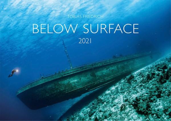 NEW ! Calendar BELOW SURFACE 2021