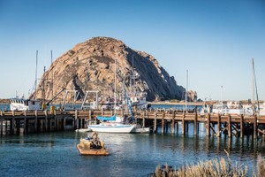 JUST PASSIN' THRU - MORRO BAY
