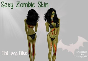 Sexy Zombie Skin