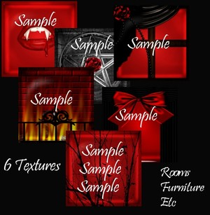 Gothic Texture Pack