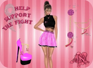Breast Cancer Awareness Freebie