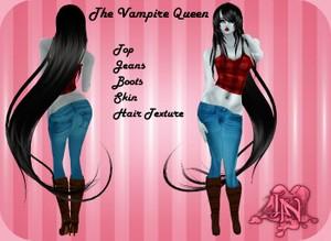 Vampire Queen Cosplay Bundle