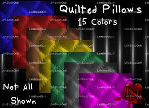 Quilted Pillow Texture Pack