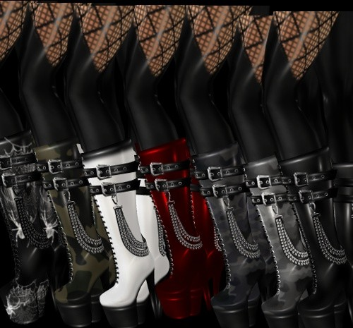Alois PVC Boots