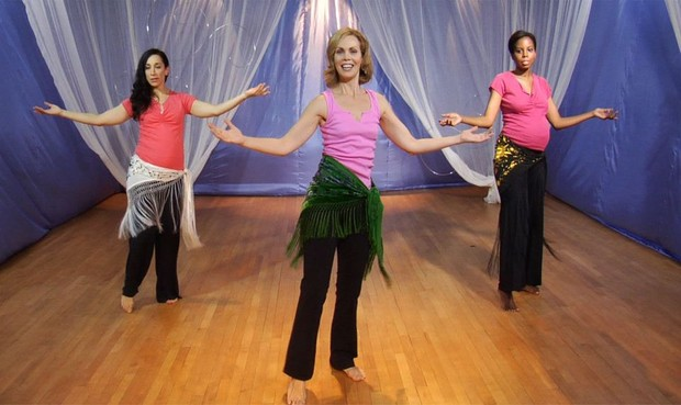 Latin Belly Dance Fusion