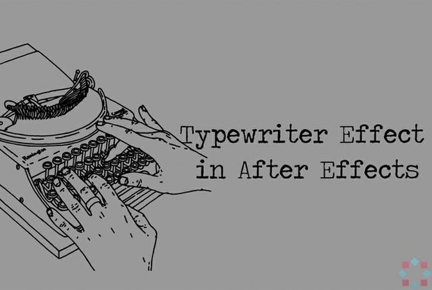 Typewriter Intro After Effects Template Typewriter Ef - Coming soon after effects template