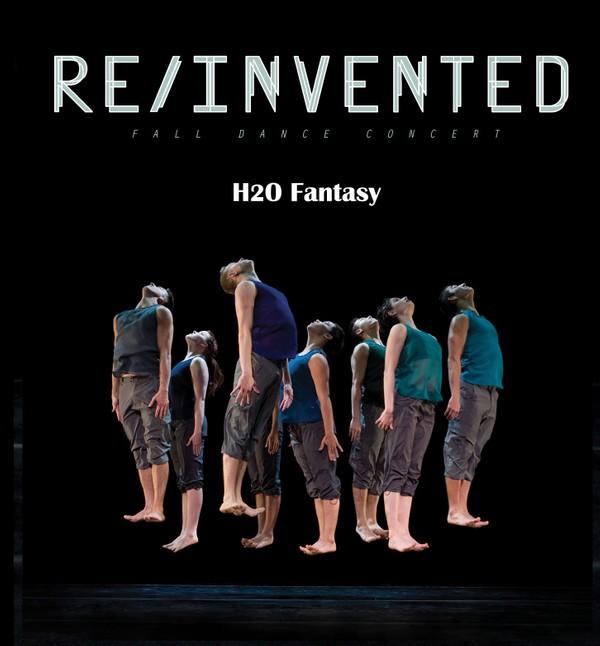 H2O Fantasy - Chapman Fall 2014