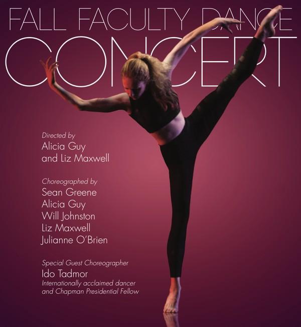 Chapman Fall Concert (Full Show) 2017