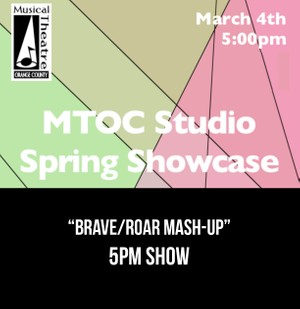 """Brave/Roar Mash-Up"" 5PM performance"
