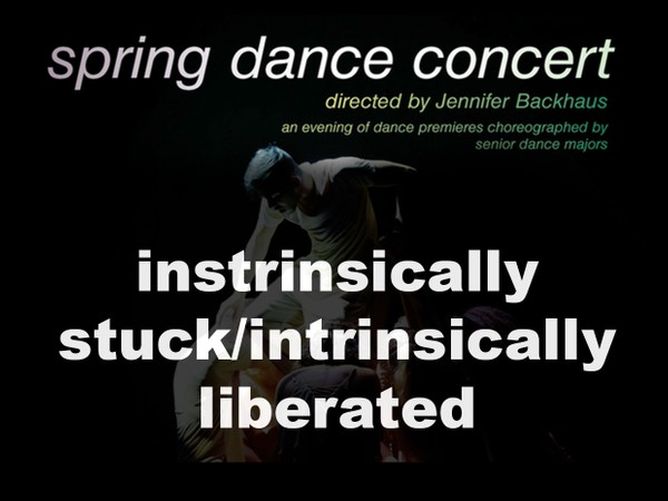 intrinsically stuck/intrinsically liberated