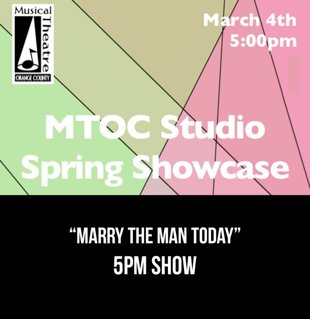"""""""Marry The Man Today"""" – Guys & Dolls 5PM Performance"""