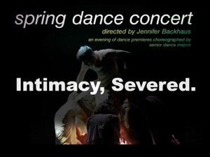 Intimacy, Severed.