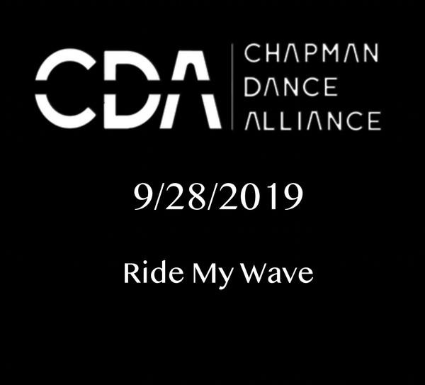 Ride My Wave - Team Shaka