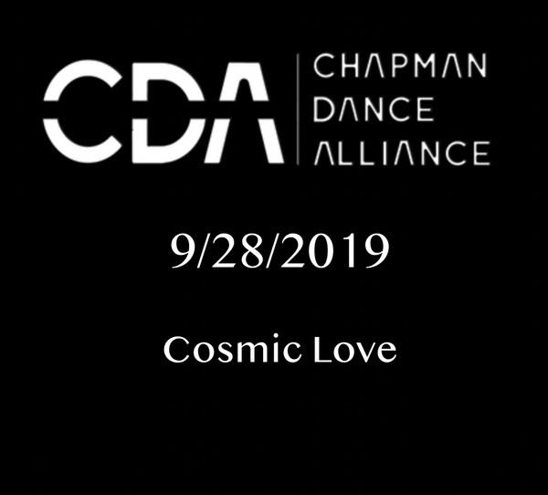 Cosmic Love - Chapman University Dance Team