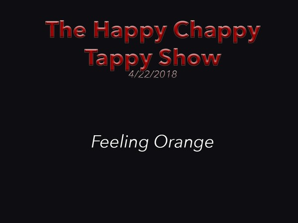 Feeling Orange