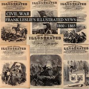 Civil War: Frank Leslie's Illustrated Newspaper 1860-1865 - Download
