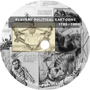 Slavery Political Cartoons: 1789 - 1880 - Download