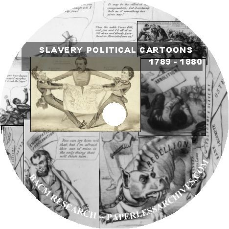 Slavery Political Cartoons: 1789 - 1880 - Download