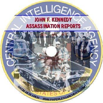 John F. Kennedy Assassination CIA Reports - Download