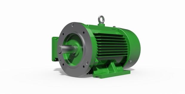 IEC Motors B34 - 42 Types.