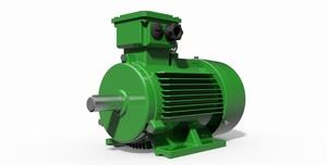 IEC Motors B3 - 72 Types.
