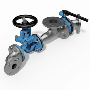 DIN-ISO Industrial valves and fittings