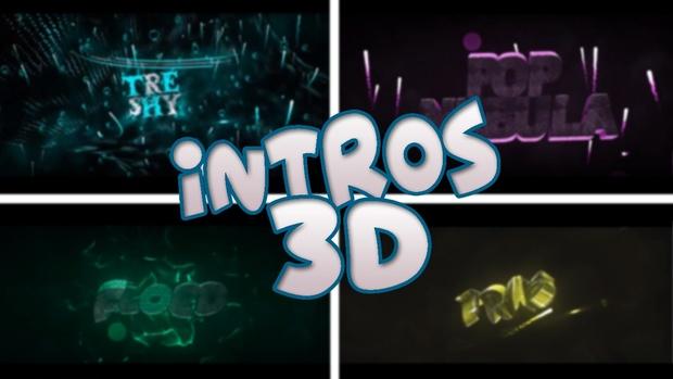 Intros 3D (0/4) open