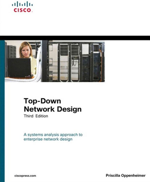 ITM 600-Top-Down-Network-Design-3rd-Edition
