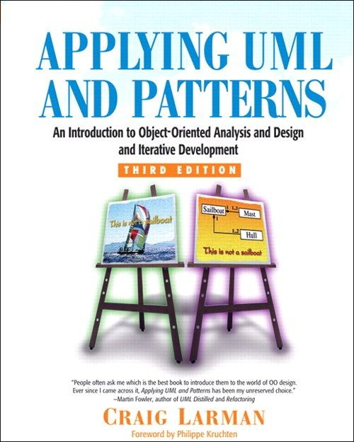 ITM 430- Applying UML and Patterns An Introduction to a Object-oriented Analysis and design, 3E