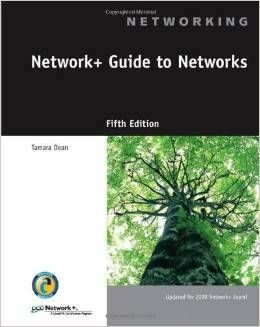 ITM 301 - Network+ Guide to Networks, 5th Edition 2010
