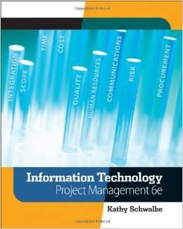 ITM 750-Information Technology Project Management (with Microsoft Project 2007 CD-ROM), 6E